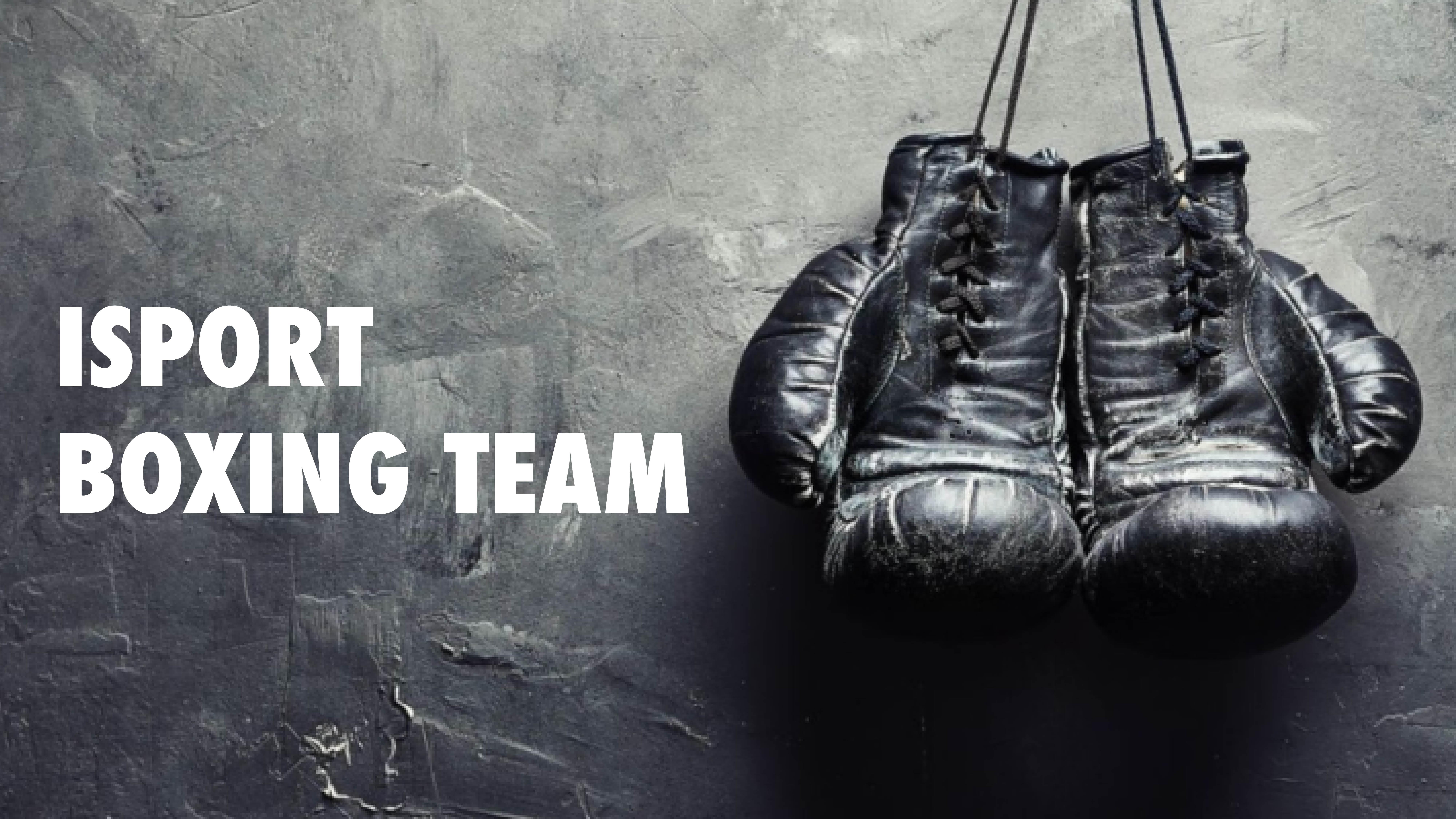 isport boxing team